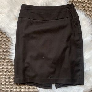 The Limited Collection Brown Taupe Pencil Skirt 2